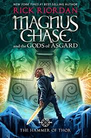 Magnus Chase Book 2: The Hammer of Thor